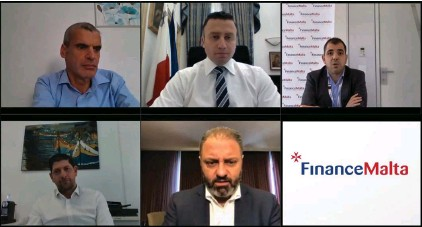 6/18/2020 FRONT PAGE Role of financial services in recovery phase highlighted during FinanceMalta webinar