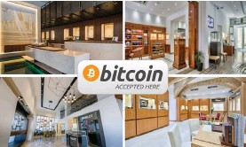 6/11/2020 FRONT PAGE Bitcoin accepted at local luxury brand