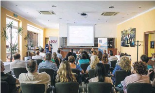 10/10/2019 COMPANY NEWS Discussing tax incentives on pensions in Gozo